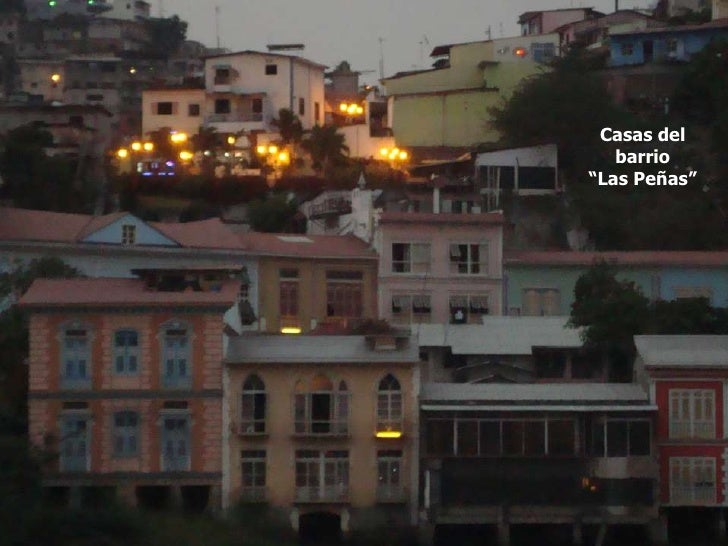 Guayaquil desde el morgan - Autoescuela 2000 barrio del puerto ...