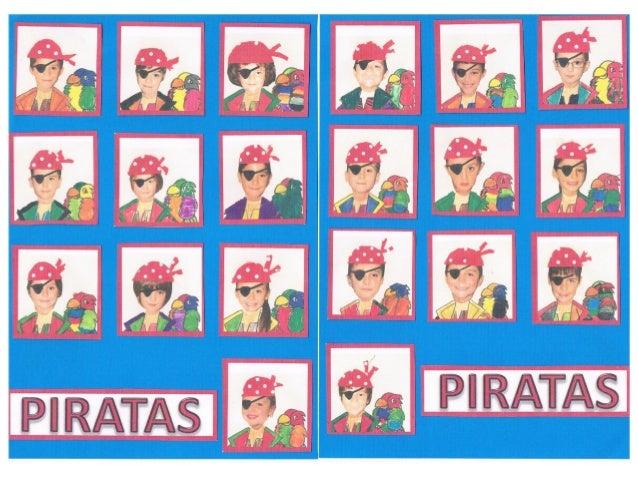 Piratas 1º b  14 15