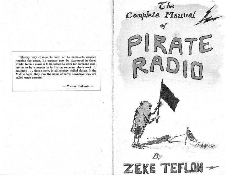 Pirate Radio Manual