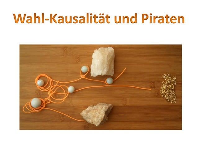 ‽ In welchem Verhältnis standen die Aktivitäten der Piratenpartei (bzw. ihrer Kandidaten) zu den vorhandenen (oder einfach...