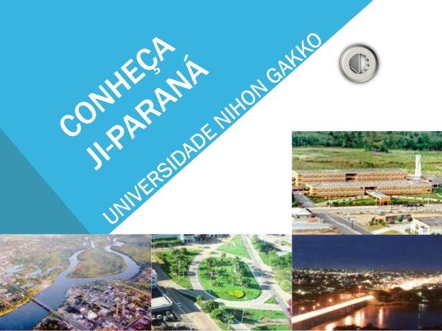  Apresentaç o da cidade            o geográfica Principais atividades Pontos turísticos Informações úteis Fontes