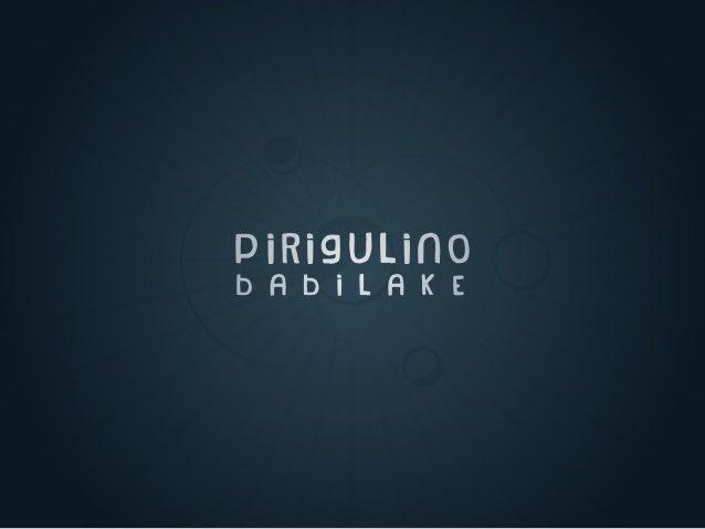 é traquinagem, piração e poesia.Seu nome traz a força deVirgulino e a luz do PirilampoSua música é plural e autêntica.Tem ...