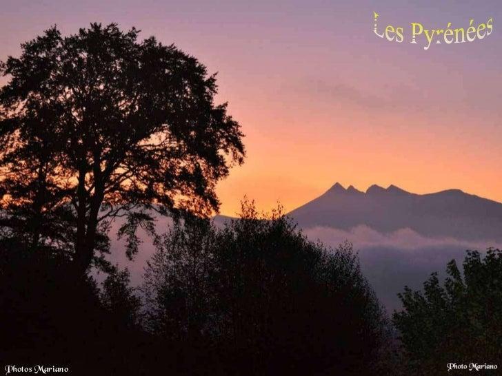 Les Pyrénées Photos Mariano .
