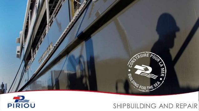 SHIPBUILDING AND REPAIR