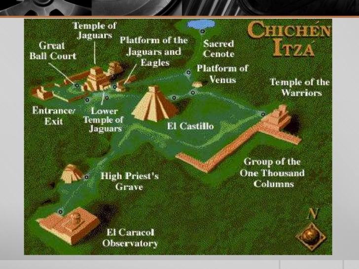 Templo de kukulcan ubicacion