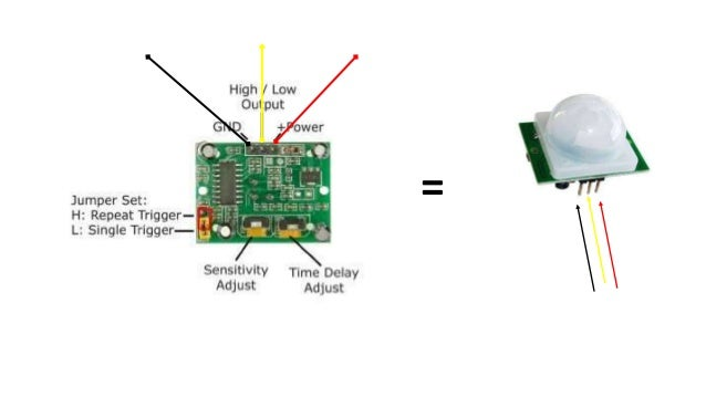 Pir motion sensor with raspberry pi