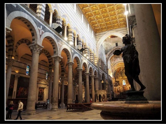 Catedral de Pisa Slide 3