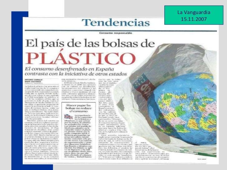 La Vanguardia 15.11.2007