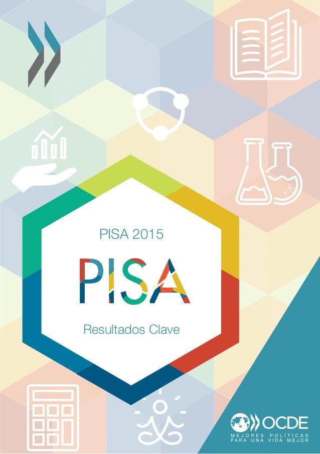 Resultados Clave PISA 2015