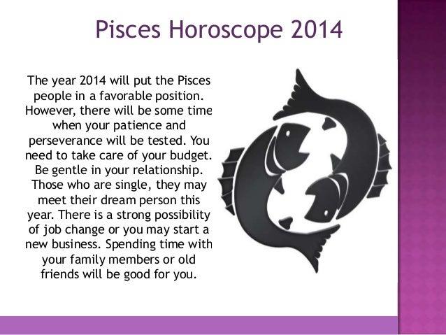 love relationship horoscope 2014