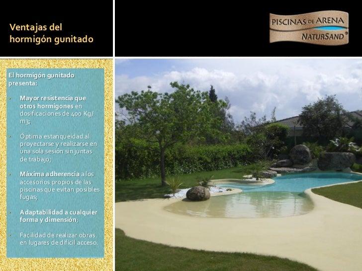 Piscinas de arena natursand - Precio piscinas de arena ...