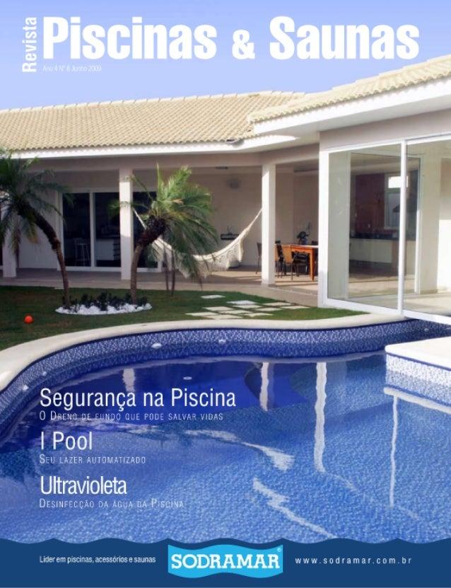 Projeto de Piscina - Show de Piscinas