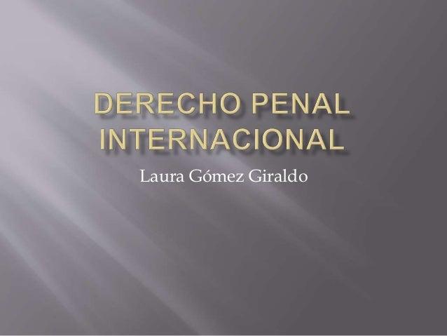 Laura Gómez Giraldo