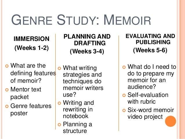 how to write a 6 word memoir