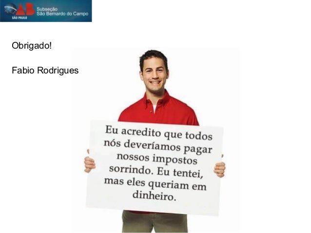 fabiorodrigues.com.br Obrigado! Fabio Rodrigues