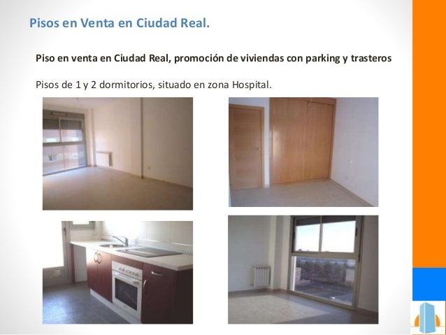 venta de pisos en ciudad real