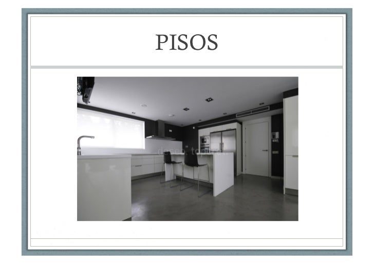18 hermoso paredes de cocinas im genes cocinas - Suelos para cocinas industriales ...