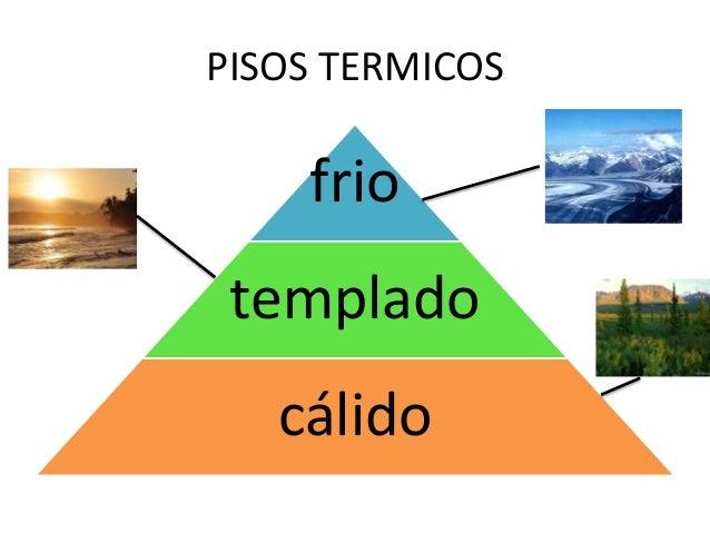 Pisos termicos for Pisos en la corredoria