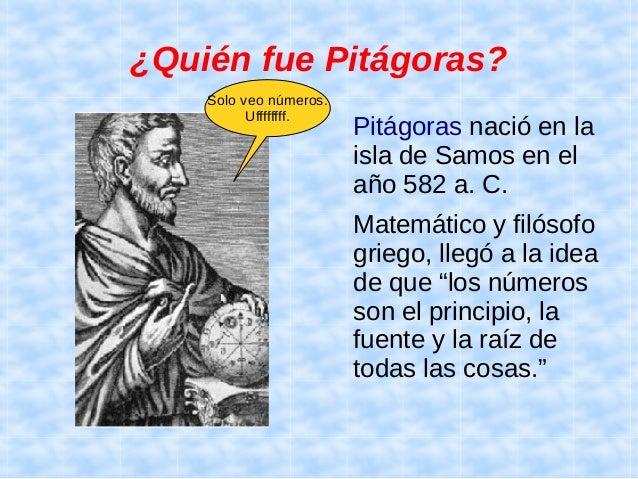 Pitagoras Slide 2
