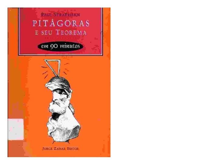 Pitagoras e seu teorema