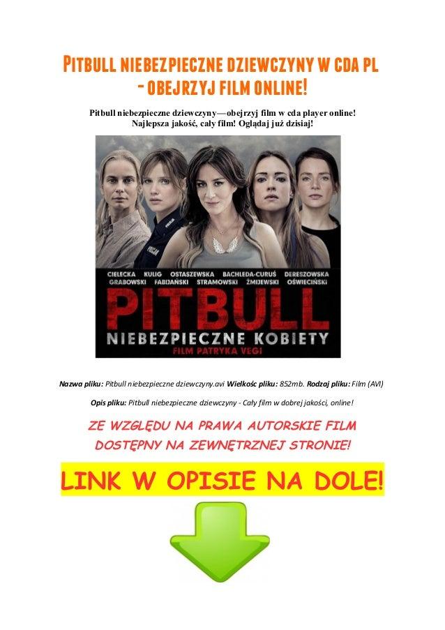 Pitbull niebezpieczne dziewczyny download