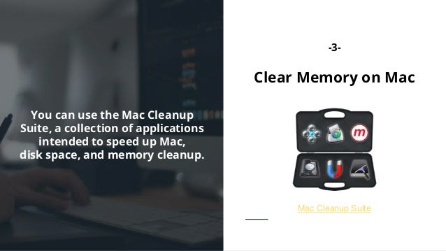 how to clean mac and make it faster