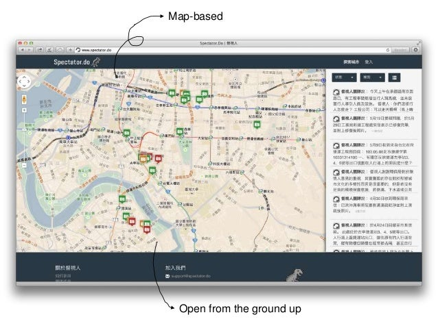 Map-based Open from the ground up