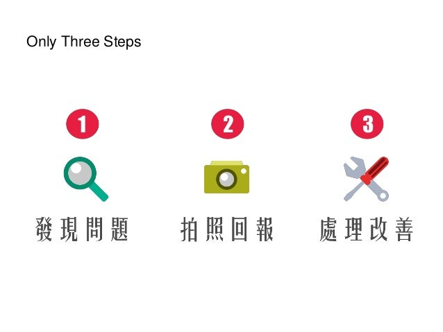 Only Three Steps