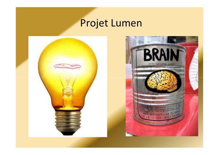 Projet Lumen