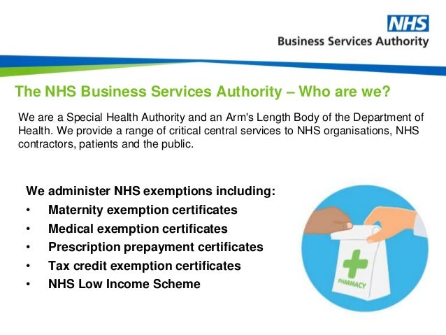 Nhs bsa eco14 patient safety the nhs business services authority who are we we administer nhs exemptions including altavistaventures Image collections