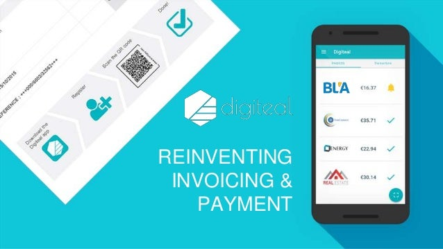 REINVENTING INVOICING & PAYMENT