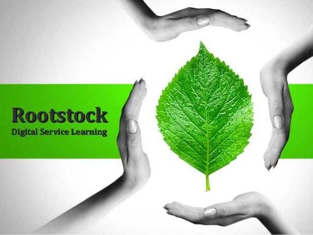 RootstockDigital Service Learning