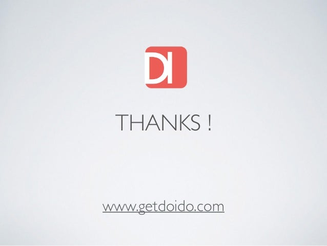 DOIDO Pitch Deck for #EPS14