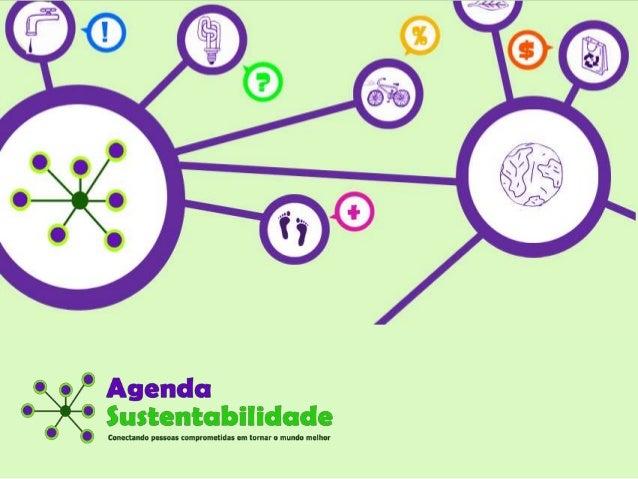 www.AgendaSustentablidade.com.br NOSSA MOTIVAÇÃO PARA EMPREENDER