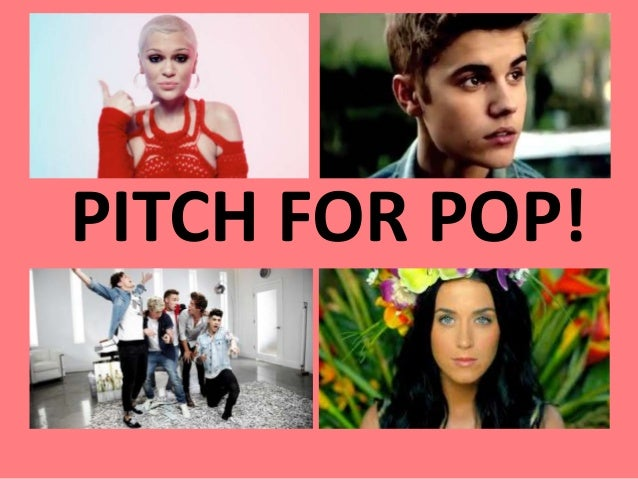 PITCH FOR POP!