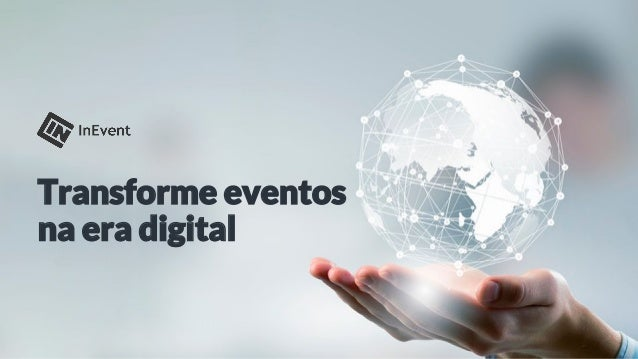 Transforme eventos na era digital