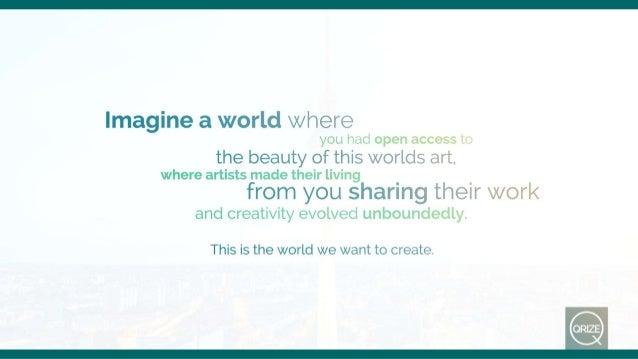 Die Lösung  Eine Web-Plattform, die Kreativen ermöglicht, den geschäftlichen Teil ihrer Karriere zu  verwalten und sich zu...