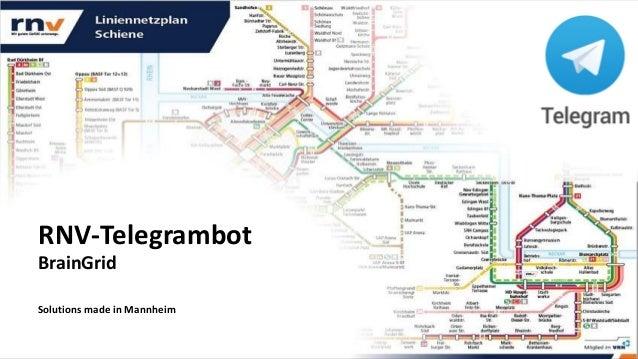 RNV-Telegrambot BrainGrid Solutions made in Mannheim