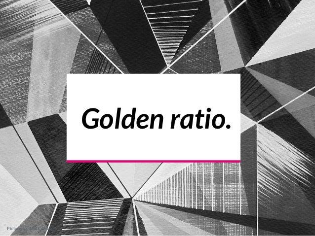 Golden ratio. Picture cc Matt W. Moore