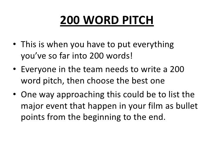 How to Write a Media Pitch (with Examples)