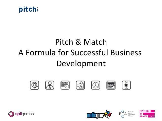 P Mpitch&match                             PM                       pitch&match.com            Pitch & Match  A Fo...