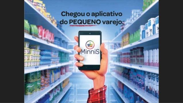 MinniS - O aplicativo do pequeno comércio.