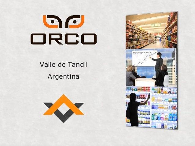 Valle de Tandil Argentina