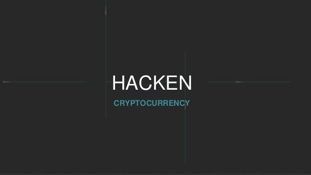 HACKEN CRYPTOCURRENCY