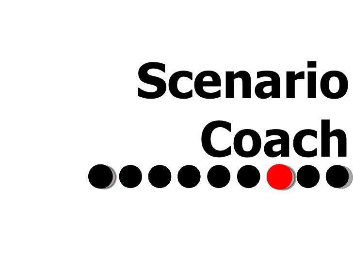 Scenario Coach