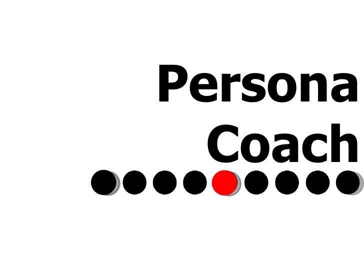 Persona Coach