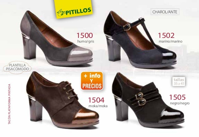 Catalogo Zapatos Pitillos Otoño Invierno 2015 2016 e2a8fd525205