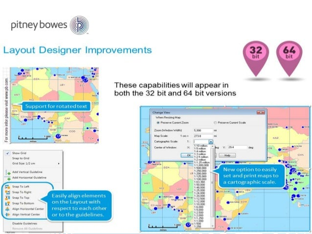 Downloads for MapInfo Pro | Pitney Bowes Software Support