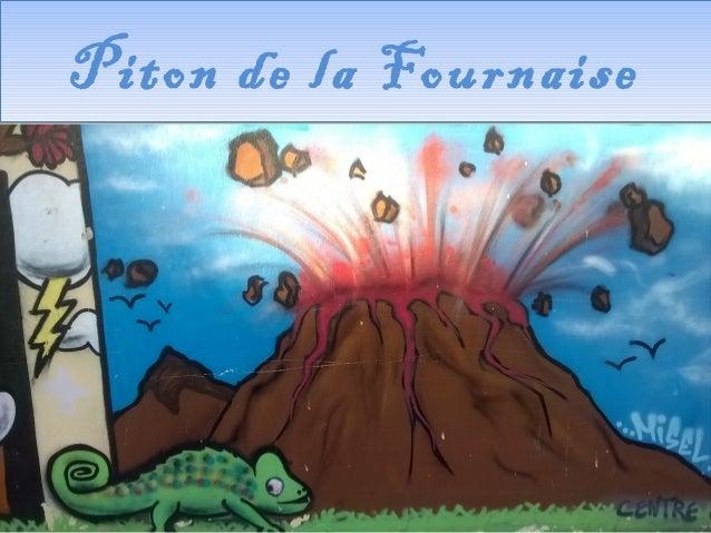 Piton de la FournaisePiton de la Fournaise