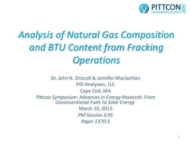 article analysis paper natural gas Cradle to grave ghg emissions analysis of shale gas hydraulic fracking in  this  is an open access article distributed under the terms of the  this paper uses the  lca approach to estimate the ghg footprint of fracking and.